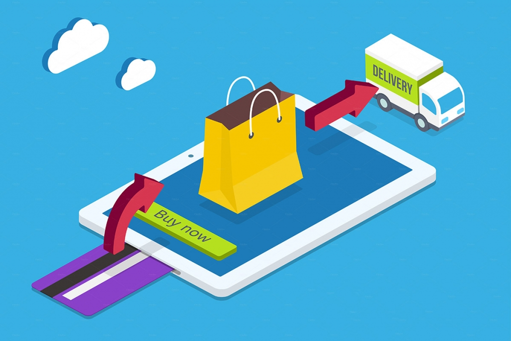 Comércio - empreendedorismo digital