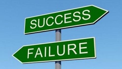 sucesso ou fracasso