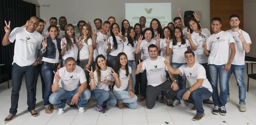Congresso - Belo Horizonte - Minas Gerais 1 convencao do Grupo Vers Contabilidade no sitio Bodoco em Betim. Foto: Uarlen Valerio 20160109