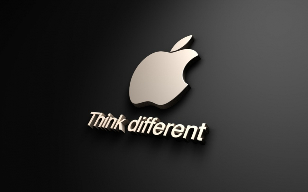 identidade da empresa - apple