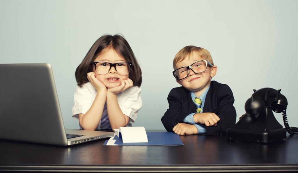 negociação - kids
