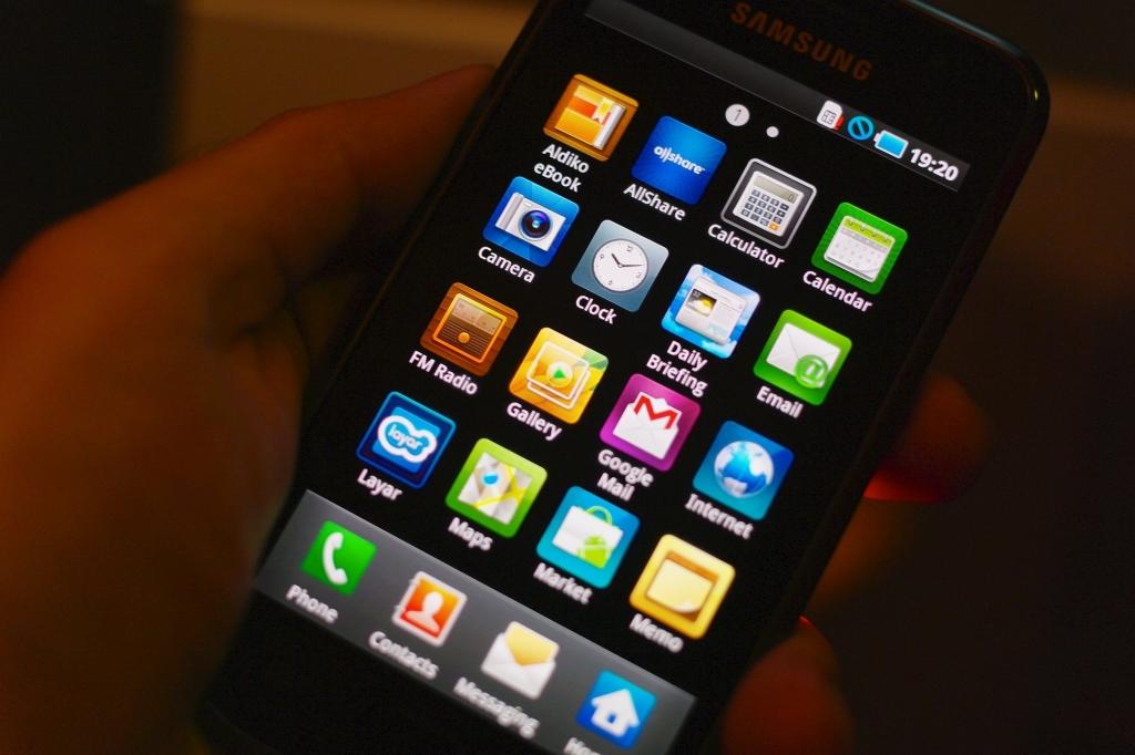 Tecnologia da informação - mobile