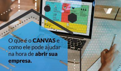 O que é o CANVAS e como ele pode ajudar na hora de abrir sua empresa