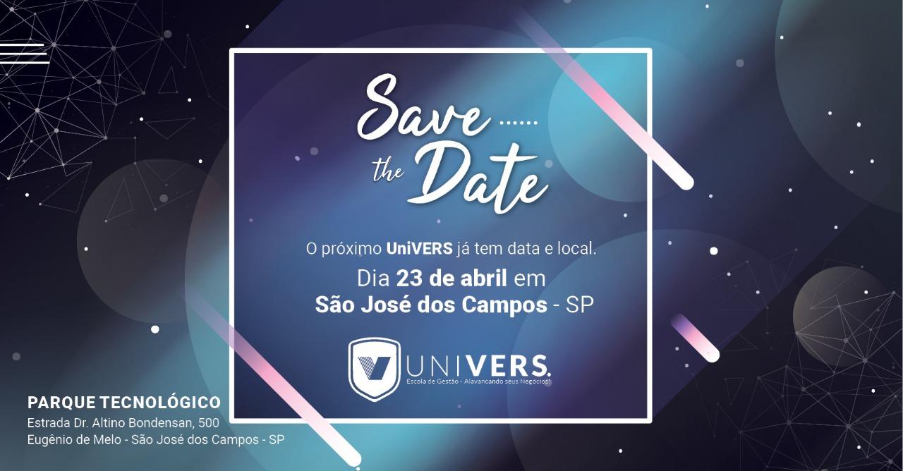 2ª edição da Univers