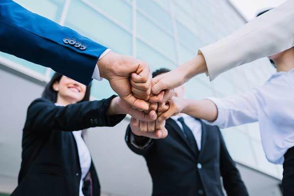 Como manter sua Equipe de Trabalho unida?